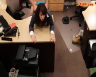 Busty Milf Gets Payed For Hardcore Sex At The Pawnshop - scene 12