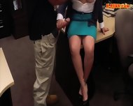 Busty Milf Gets Payed For Hardcore Sex At The Pawnshop - scene 7
