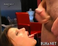 A Feast Of Glazzy Cumshots - scene 10
