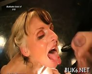 Filling Babes Mouths With Jizz - scene 9