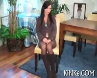 Hot Quim In Black Pantyhose - scene 6