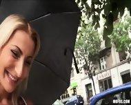 Sexy Celine Dolls Boyfriend Gets His Cock Deep Inside Her Virgin Ass - scene 1