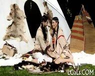 Teen Twat Licking Action - scene 2