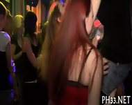 Devilish And Wild Orgy Party - scene 8