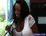 Super Hot Naughty Ebony Step Mother - scene 2