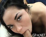 Pretty Teen Serves A Hard Cock - scene 3
