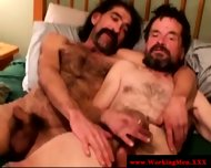 Disgusting Blue Collar Ex Con Jerks Dick - scene 8