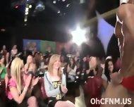Ladies In The Club Deep Sucking Hard Cock - scene 8