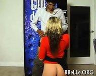 Wild Fellatio With Hot Chicks - scene 12