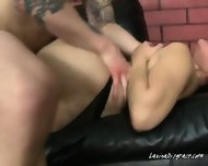 Slut Sheena Gets Fucked In The Ass And A Facial - scene 10