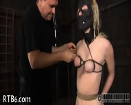 Hot Slave Delights With Oral Sex - scene 11