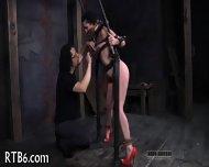 Savage Pleasuring For Hot Lass - scene 3
