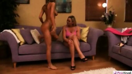Her first Lesbian Sex - scene 5