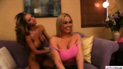 Her first Lesbian Sex - scene 7