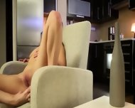 Monkey Tits And Fingers In Vagina - scene 6