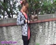 Japanese Public Pussy - scene 12