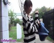 Japanese Public Pussy - scene 3