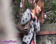 Japanese Public Pussy - scene 4
