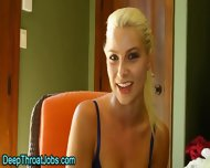 Throated Blonde Swallows - scene 1