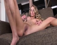 My Latvian Love Gaping Snatch For Me - scene 8