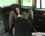 Amateur Slut Fucked In The Cab Not Knowing Shes Being Filmed - scene 6