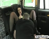 Amateur Slut Fucked In The Cab Not Knowing Shes Being Filmed - scene 7