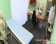 Beautiful Patient Sucks Doctors Cock In Fake Hospital - scene 2