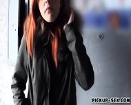 Redhead Czech Girl Screwed Up And Facialed For Money - scene 1