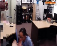 Hot Nurse Sells Her Old Teapot And Fucked By Pawnkeeper - scene 8