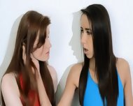 Hairy Lesbians In Nylon Pants Sex - scene 2