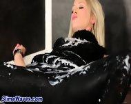Euro Glam Babe In Heels - scene 9