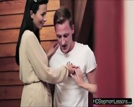 Shalina Levine And Rubby Belle In Hot Threesome With Stepdaughters Bf - scene 6