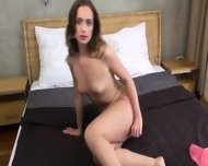Brutal Pussy Vagina With Luxury Toy Inside - scene 2