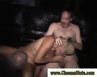 Group Sucking Blonde Milf - scene 11