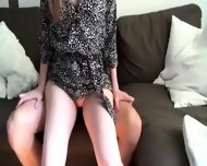 Creampied This Blindfolded Slut - scene 12