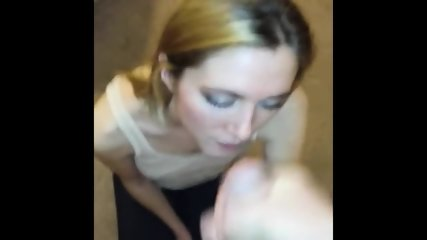 Her Beauty Face Gets Sprayed With Cum - scene 9