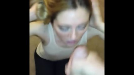 Her Beauty Face Gets Sprayed With Cum - scene 10