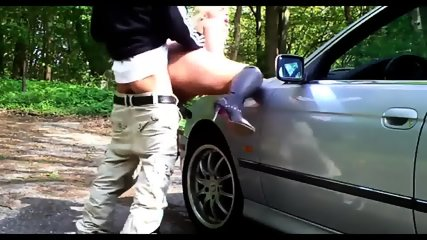 Pull Over For Sex With Blondy - scene 9