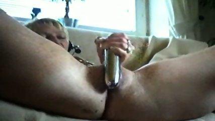 Blond german Girls plays on webcam - scene 11