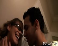 Teens Enjoy Creampies - scene 1