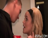 Teens Enjoy Creampies - scene 8