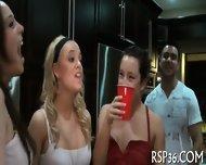 Teens Enjoy Creampies - scene 6