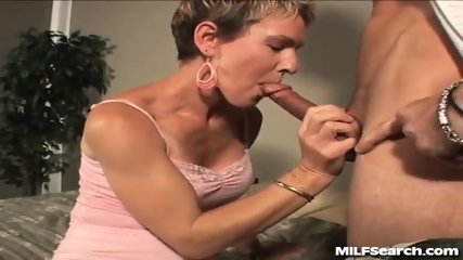 German MILF picked up & fucked by a stranger