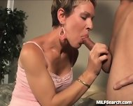 Horny Milf Picked Up And Fucked By A Stranger! - scene 5