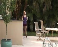 Teen Kinkster Blows And Rides - scene 1