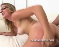 Kendra Lynn Goes On A Cock Ride In One Of Her First Pornos - scene 5
