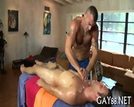 Getting His Asshole Fucked - scene 1