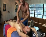 Getting His Asshole Fucked - scene 3