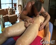 Getting His Asshole Fucked - scene 6