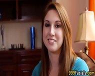 Wam Pov Redhead Facial - scene 3